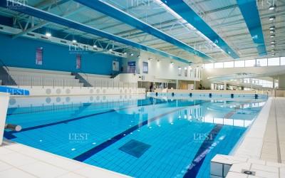 azimut plafond acosutique piscine de Pont à Mousson